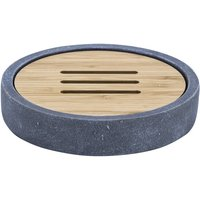 Soap Dish Cement Grey - Ridder