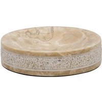 Soap Dish Posh Marble - Brown - Ridder
