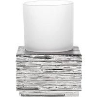 Tumbler Brick Silver - Silver - Ridder