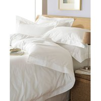 Riva Home Oxford Duvet Set (Double) (White)