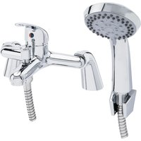 Wholesale Domestic - Riviera Bath Shower Mixer Tap and Kit