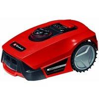 Einhell - Robot tondeuse GC-RM 500 - Surface : 500 m² - Coupe : 20 à 60 mm - Programmable