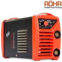 RÖHR MINI-140PI - ARC Welder Inverter MINI 240V 140amp MMA DC Portable Stick Welding Machine