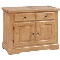 Papaya - Rome Sideboard with 2 Doors and 2 Drawers