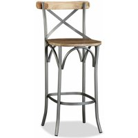 Romsey 76cm Bar Stool by Williston Forge - Brown