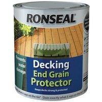 37334 Decking End Grain Preserve Green 750ml - Ronseal