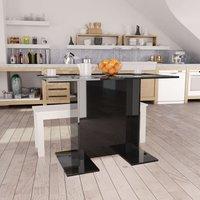 Rubinstein Dining Table by Ebern Designs - Black