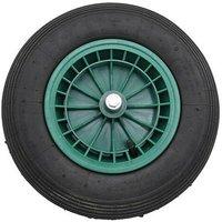 RUOTA PER CARRIOLA DISCO PVC IMPORT mm. 400x100 - SIDEX