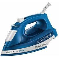 24830-56 Steam iron 2400W Blue, White iron - Russell Hobbs