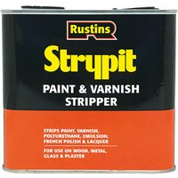 STNF5000 Strypit Paint and Varnish Stripper 5 Litre - Rustins