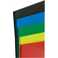 Corriflute Corrugated Plastic Sheets 605 x 605 x 4mm Pack of 20 - Rapid