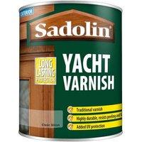 Yacht Varnish - Clear Gloss - 0.75L - Sadolin