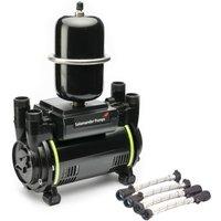 CT60BU 1.8 Bar Twin Impeller Universal Head Regenerative Shower Pump - Salamander