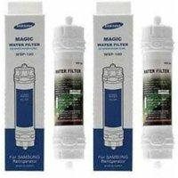 WSF100 Magic Genuine Fridge Water Filter (2 Pack) - Samsung