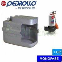 Pedrollo - SAR 100-BCm 10/50 - Stazione di sollevamento acqua lurida