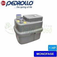 Pedrollo - SAR 100-Dm 20 - Stazione di sollevamento acqua piovana