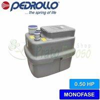 Pedrollo - SAR 100-RXm 2/20 - Stazione di sollevamento acqua lurida