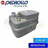 Pedrollo - SAR 250-TOP 2-VORTEX - Stazione di sollevamento acqua lurida