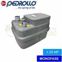 Pedrollo - SAR 250-TOP 5 - Stazione di sollevamento acqua piovana