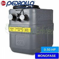 Pedrollo - SAR 40-RXm 2/20 - Stazione di sollevamento acqua lurida