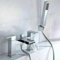 Neshome - Saturn Waterfall Bath Shower Mixer Tap