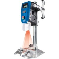 DP55 710W Bench Pillar Drill with Digital Display + Laser + 13mm chuck - Scheppach