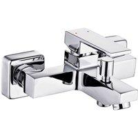 Bath Shower Mixer Tap TOKYO II Chrome - Schütte