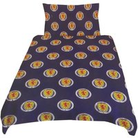 Scotland F.A. Single Duvet Set (One Size) (Multicoloured)