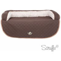 Scruffs Wilton Sofa Bed (L) - Brown
