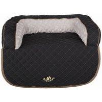 Wilton Sofa Bed (M) - Black - Scruffs