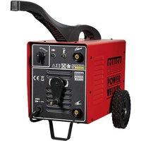 Sealey 200XTD Arc Welder 200Amp with Accessory Kit - Arc Welders