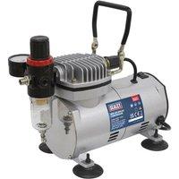 AB900 Mini Air Brush Compressor - Sealey