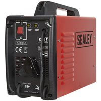 Arc Welder 140A with Accessory Kit - Sealey