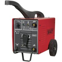 Arc Welder 200A with Accessory Kit - Sealey