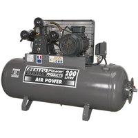 Sealey Compressor 200L Belt Drive 5.5hp 3ph