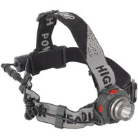 HT106LED Head Torch 3W CREE LED Auto Sensor Rechargeable - Sealey