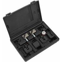 PFT11 On-Vehicle Micro Pipe Flaring Tool Set - Sealey