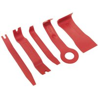 RT/KIT 5pc Trim and Upholstery Tool Set - Sealey