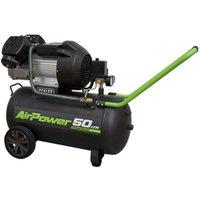 Sealey SAC5030VE 50L V-Twin Direct Drive Compressor 3hp