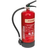Sealey SFE06 Fire Extinguisher 6L Foam