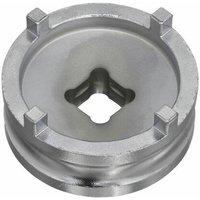 Sealey SMC22 Motorcycle Swingarm Lock Nut Socket 4-Pin 50mm