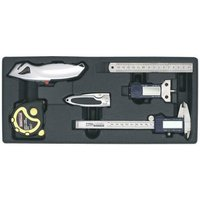 TBT12 6pc Measuring and Cutting Set with Tool Tray - Sealey