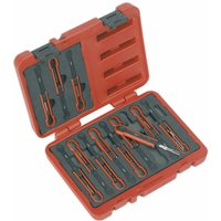 VS9201 15pc Universal Cable Ejection Tool Set - Sealey