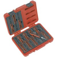 VS9201 Universal Cable Ejection Tool Set 15pc - Sealey