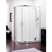 Series 6 Quadrant Offset Shower Enclosure 1200 x 800 - WHOLESALE DOMESTIC