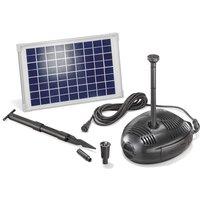 Set filtro solare per stagno 10W. Pompa solare per stagno da giardino da 630i/h. Set pompa esotec 101065