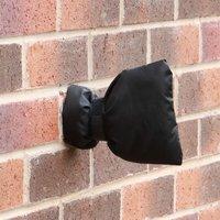 Set Of 2 Outdoor Garden Tap Protector   MandW