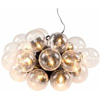 MiniSun - Modern Indoor Outdoor 20X Clear Globe Festoon Chain String Lights Lighting