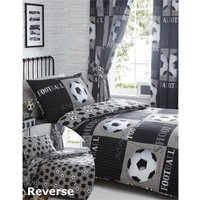 Shoot Single Duvet Cover Set Childrens Bedroom Bedding Quilt Bed Set
