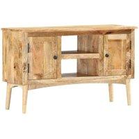 Vidaxl - Sideboard 100x35x60 cm Solid Mango Wood
